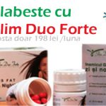 Cat pot slabi cu Slim Duo Forte?