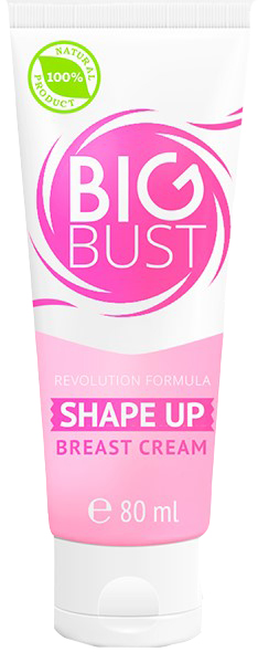 flacon crema big bust shape up